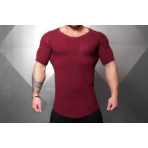Neri Prometheus Shirt – Bordeaux Red