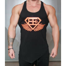 XA1 stringer Black&Dutch Orange