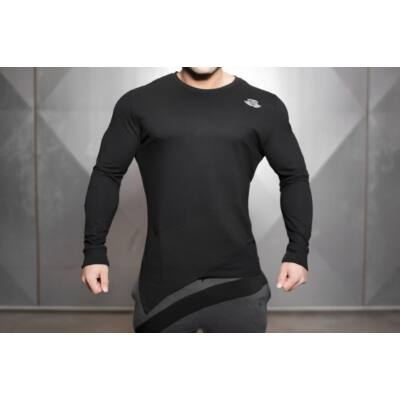 OBLIQUE Prometheus Long Sleeve – BLACOUT