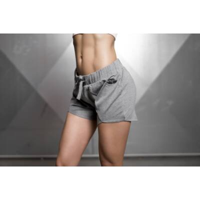 OVERLAP SHORT Prometheus – LIGHT GREY MELANGE