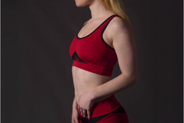 Rebel top RED