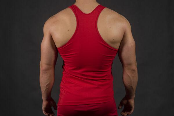 Men's Identity stringer RED