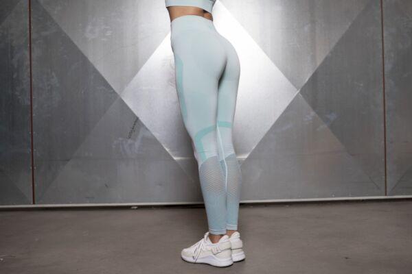 Aurora Seamless Legging High Waist – Steel Grey