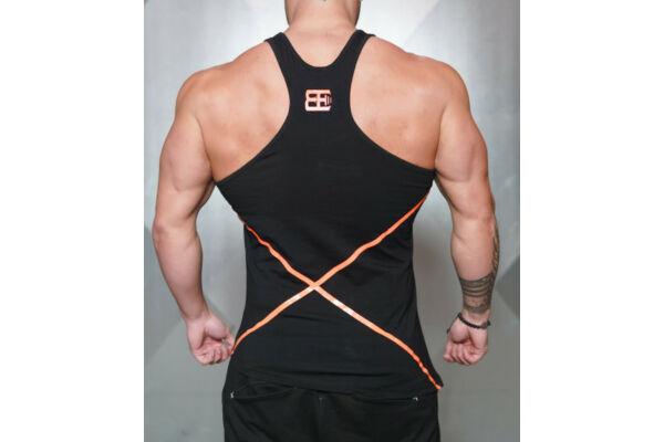 XA1 stringer Black&Dutch Orange