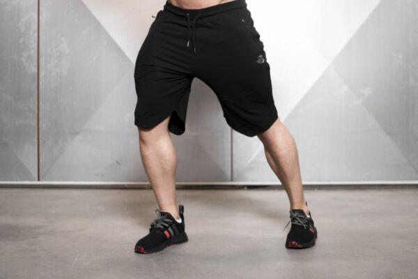 SVGE Prometheus shorts – Black Out